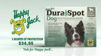 Happy Jack DuraSpot TV Spot, 'Superior Ingredients' - Thumbnail 5