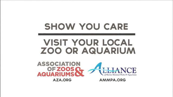 Association of Zoos and Aquariums TV Spot, 'Contribute' Feat. Jack Hanna - Thumbnail 6