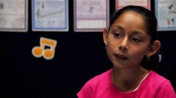 NAMM Foundation TV Spot, 'Music Is My Life' - Thumbnail 4