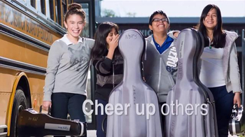 NAMM Foundation TV Spot, 'Music Is My Life' - Thumbnail 5