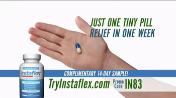 Instaflex TV Spot, \'Say Goodbye to Joint Pain\'