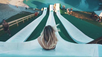 Wix.com TV Spot, 'Giant Water Slide'