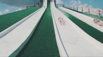 Wix.com TV Spot, 'Giant Water Slide' - Thumbnail 4
