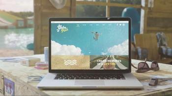Wix.com TV Spot, 'Giant Water Slide' - Thumbnail 6