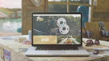 Wix.com TV Spot, 'Giant Water Slide' - Thumbnail 7