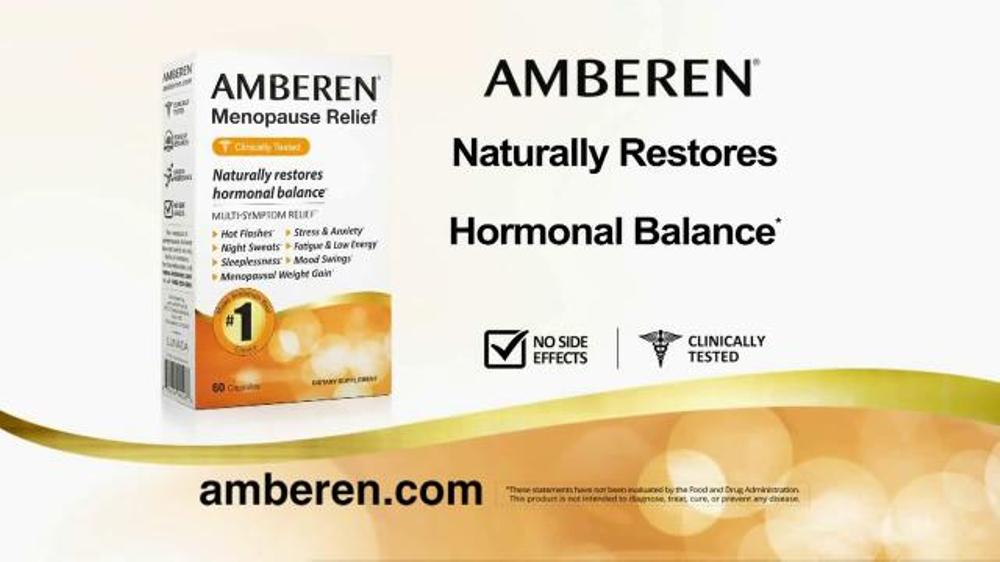 Amberen TV Commercial, 'It's Possible'