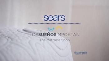 Sears Venta de Colchones de Labor Day TV Spot, 'Dulces sueños' [Spanish] - Thumbnail 9