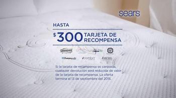 Sears Venta de Colchones de Labor Day TV Spot, 'Dulces sueños' [Spanish] - Thumbnail 4