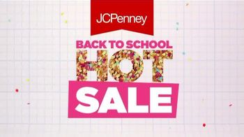 JCPenney Back to School Hot Sale TV Spot, 'Cool Savings'