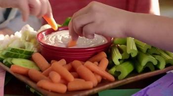 Daisy Sour Cream TV Spot, 'Why Do You Dollop?' - Thumbnail 8