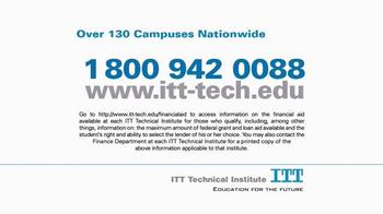 ITT Technical Institute TV Spot, 'Compact Power Equipment' - Thumbnail 7