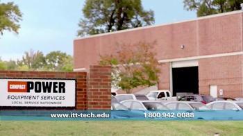 ITT Technical Institute TV Spot, 'Compact Power Equipment' - Thumbnail 2
