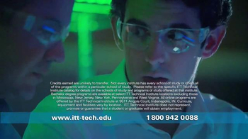 ITT Technical Institute TV Spot, 'Compact Power Equipment' - Thumbnail 4