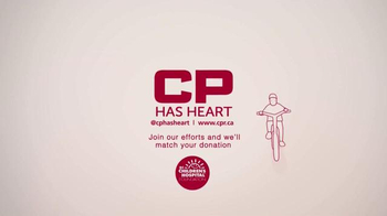 Canadian Pacific TV Spot, 'Showing Heart' - Thumbnail 10