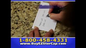 EZ Stor Cap TV Spot, 'On the Go' - Thumbnail 7
