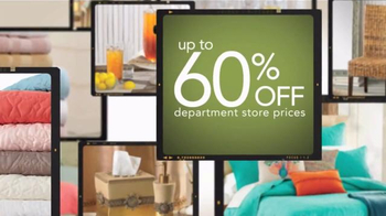 Stein Mart Home Event TV Spot, 'Department Store Prices' - Thumbnail 3