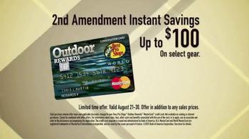 Bass Pro Shops Fall Hunting Classic TV Spot, 'Extra Instant Savings' - Thumbnail 4