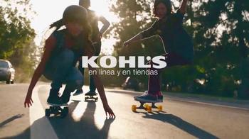 Kohl's TV Spot, 'Patinando' canción de Empire Of The Sun [Spanish] - Thumbnail 10