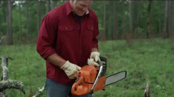 Wrangler Advanced Comfort Jeans TV Spot, 'Durable' Featuring Brett Favre - Thumbnail 2