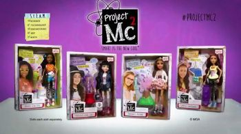 Project Mc2 Dolls TV Spot, 'Ordinary Girls, Extraordinary Smarts' - Thumbnail 4
