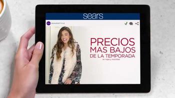 Sears Venta de un Día TV Spot, 'Ropa y mochilas' [Spanish]