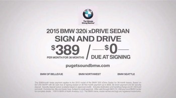 BMW Sign and Drive TV Spot, Mission: Impossible - Rogue Nation: Drive Now' - Thumbnail 8
