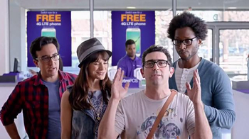 MetroPCS TV Spot, 'Friends Know Best' - 1684 commercial airings