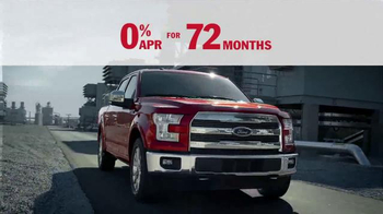 Ford Free Ride Sales Event TV Spot, 'Free to Choose the Right Truck' - Thumbnail 3