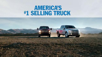 Ford Free Ride Sales Event TV Spot, 'Free to Choose the Right Truck' - Thumbnail 6