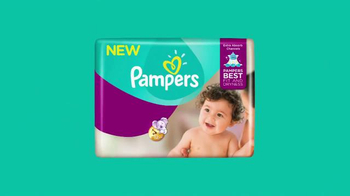 Pampers Cruisers TV Spot, 'Sag to Swag' - Thumbnail 2