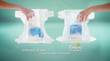 Pampers Cruisers TV Spot, 'Sag to Swag' - Thumbnail 3