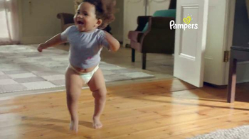Pampers Cruisers TV Spot, 'Sag to Swag' - Thumbnail 6
