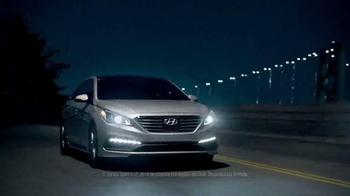 2015 Hyundai Sonata Sport TV Spot, 'Copiloto' [Spanish] [T1] - Thumbnail 1