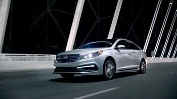 2015 Hyundai Sonata Sport TV Spot, 'Copiloto' [Spanish] [T1] - Thumbnail 3