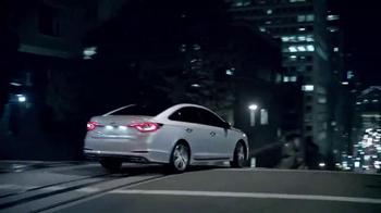 2015 Hyundai Sonata Sport TV Spot, 'Copiloto' [Spanish] [T1] - Thumbnail 4