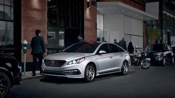 2015 Hyundai Sonata Sport TV Spot, 'Copiloto' [Spanish] [T1] - Thumbnail 6
