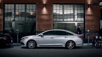 2015 Hyundai Sonata Sport TV Spot, 'Copiloto' [Spanish] [T1] - Thumbnail 7
