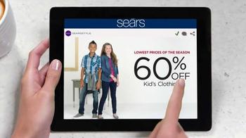 Sears One Day Sale TV Spot, 'School Looks' - Thumbnail 4