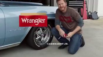 Wrangler Advanced Comfort TV Spot, 'Out and About' Ft. Dale Earnhardt, Jr. - 919 commercial airings