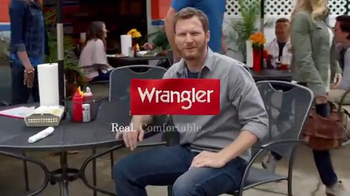 Wrangler Advanced Comfort TV Spot, 'Out and About' Ft. Dale Earnhardt, Jr. - Thumbnail 7