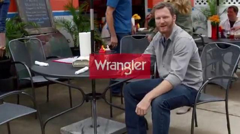 Wrangler Advanced Comfort TV Spot, 'Out and About' Ft. Dale Earnhardt, Jr. - Thumbnail 6