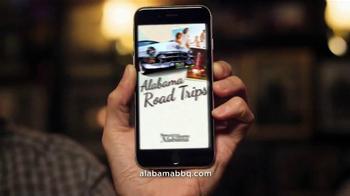 Robert Trent Jones Golf Trail TV Spot, 'Barbecue Trail' - Thumbnail 9