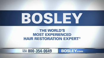 Bosley TV Spot, 'Make You Feel' - Thumbnail 4