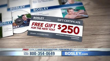 Bosley TV Spot, 'Make You Feel' - Thumbnail 7
