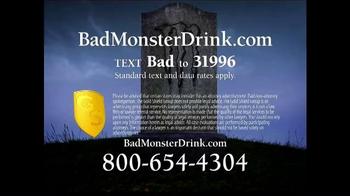 Gold Shield Group TV Spot, 'Bad Monster Drink' - Thumbnail 6