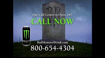 Gold Shield Group TV Spot, 'Bad Monster Drink' - Thumbnail 4