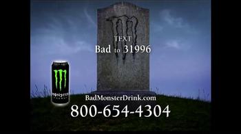 Gold Shield Group TV Spot, 'Bad Monster Drink' - Thumbnail 5
