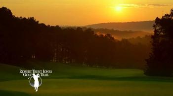 Robert Trent Jones Golf Trail TV Spot, 'Golden Days of Autumn' - Thumbnail 1