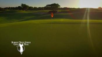 Robert Trent Jones Golf Trail TV Spot, 'Golden Days of Autumn' - Thumbnail 10