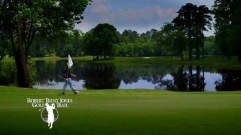 Robert Trent Jones Golf Trail TV Spot, 'Golden Days of Autumn' - Thumbnail 4